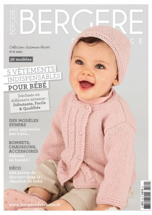 Catalogue Bergère de France N°182 « Layette »