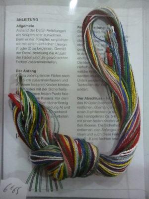 Kit pour Bracelets Brésiliens de Rico Design N°150