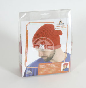 Kit Bonnet au Crochet  » My Boshi » de D.M.C