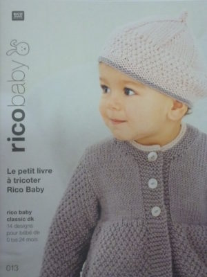 Catalogue Rico Baby 13 de RICO DESIGN
