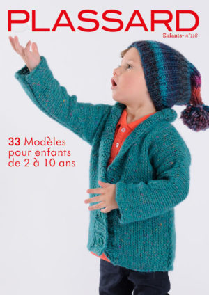 Catalogue Plassard N°118 Enfants