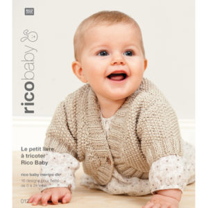 Catalogue Rico Baby 12 de RICO DESIGN