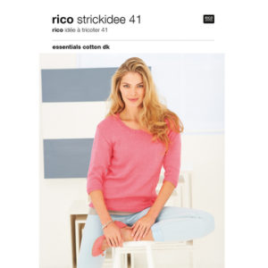 Catalogue Idée à tricoter 41 de RICO DESIGN