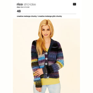 Catalogue Idée à tricoter 48 de RICO DESIGN
