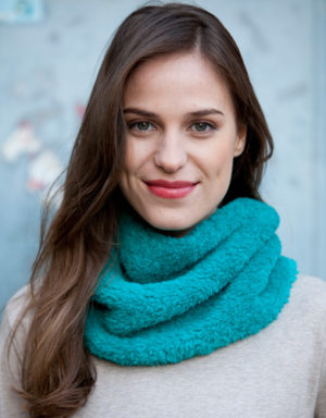 Snood en Velour de Katia