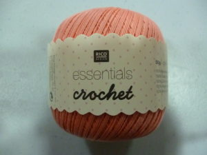 Coton Essentials Crochet N°22 de RICO DESIGN