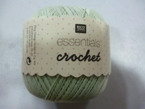 Coton Essentials Crochet N°23 de RICO DESIGN