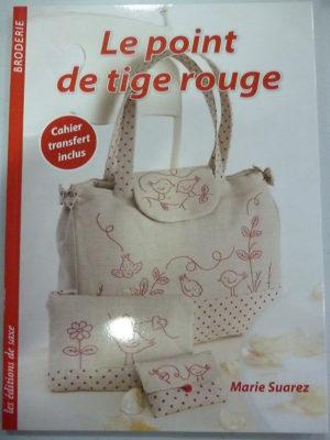 Livre «Le point de Tige Rouge» Aux Éditions de Saxe