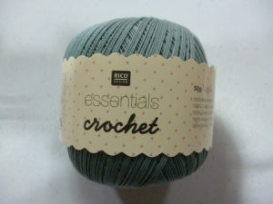 Coton Essentials Crochet N°24 de RICO DESIGN