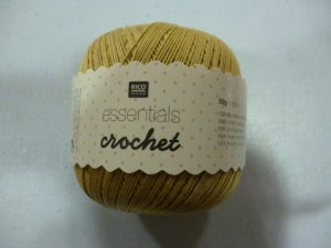 Coton Essentials Crochet N°25 de RICO DESIGN