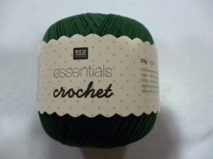Coton Essentials Crochet N°26 de RICO DESIGN