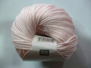 Essentials Cotton DK N°22 Coton de RICO DESIGN