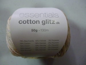 Essentials Cotton Glitz