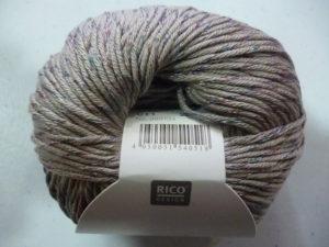 Essentials Cotton «Glitz» N°11 Coton de RICO DESIGN
