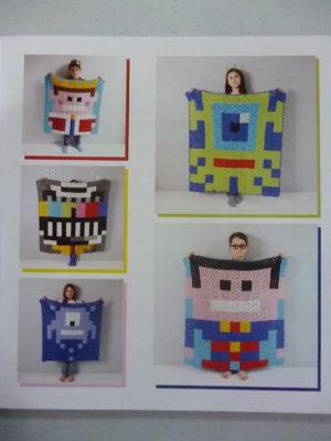 100 Pixel plaids Editions Créapassions