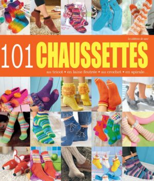 101 Chaussettes Editions de Saxe