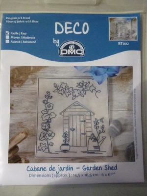 Kit Broderie Traditionnelle de D.M.C