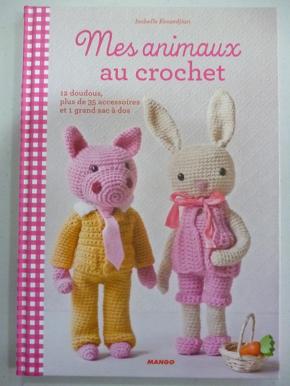 Livre la layette au crochet par mayumi kawai ditions - Animaux en tricot facile ...