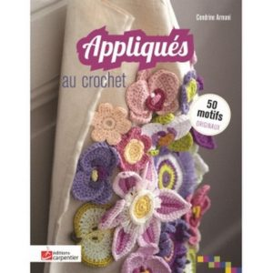 Appliqués au crochet Editions Carpentier