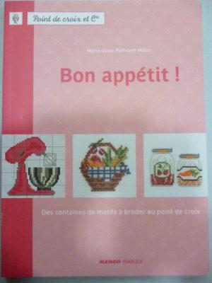Mango Pratique «Bon Appétit !» de DMC