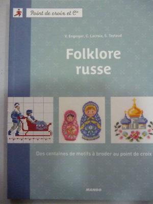 Mango Pratique «Folklore Russe» de DMC