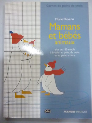 Mango Pratique «Maman et bébés Animaux» de DMC