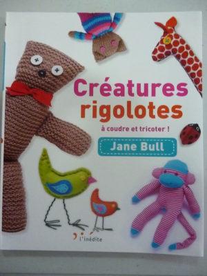 Créatures rigolotes Editions L'Inédite