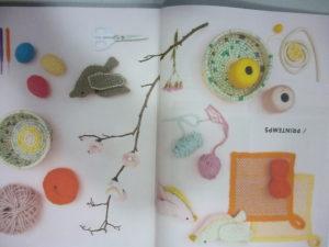Livre «Quatre Saisons» 50 Idées au Tricot ou Crochet