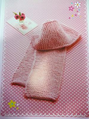 Mes premiers accessoires au tricot Les éditions de Saxe
