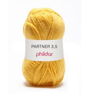 Partner 3.5 coloris Orge