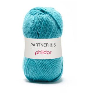 Partner 3.5 coloris Piscine