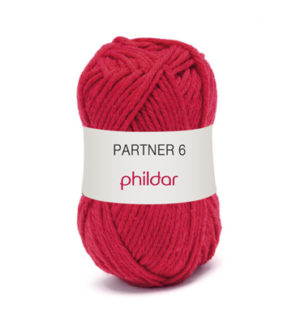 Partner 6 coloris Rouge