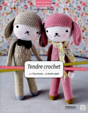 Tendre Crochet Editions Eyrolles