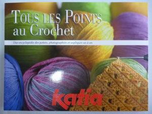 Tous les Points au Crochet Katia