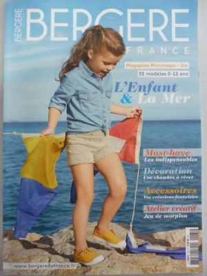 Catalogue Bergère de France N°185 « Enfants »