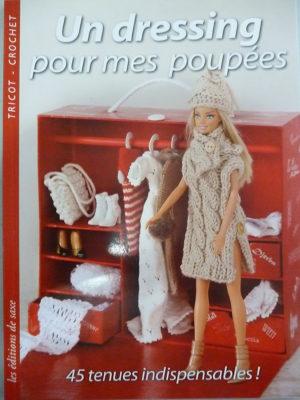 Un Dressing pour Mes Poupées – Tricot et Crochet