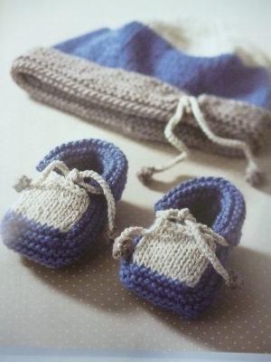 Livre «Tricots pour mon Bébé» par Catherine Bouquerel