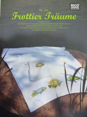 Broder pour Bébé N°123 «Produit de vos Rêves» de Rico Design