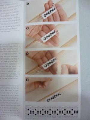 Métier à TISSER les Perles de Rico Design