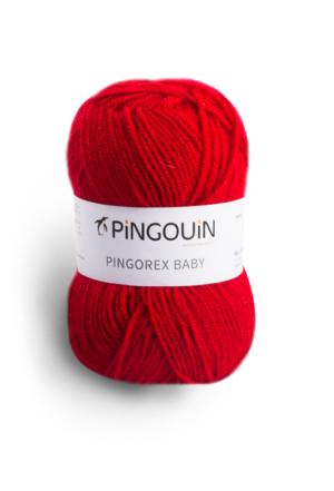 Pingorex Baby coloris Coquelicot