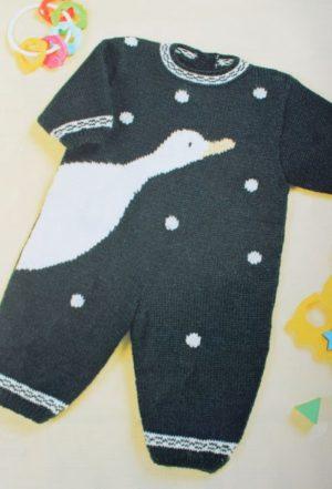 Combinaison oie en Pingorex baby de Pingouin