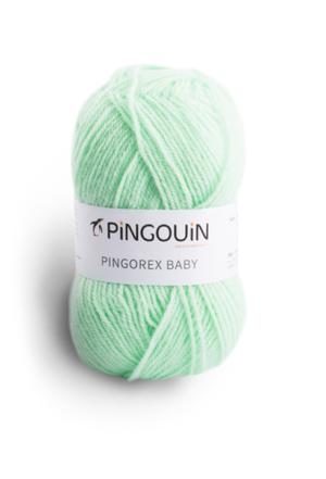Pingorex Baby de Pingouin coloris Vert Clair