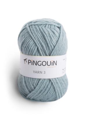 Yarn 3 coloris Dauphin