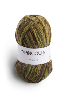 Yarn 3 coloris Multico Grenouille
