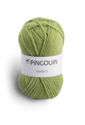 Yarn 3 coloris Pomme