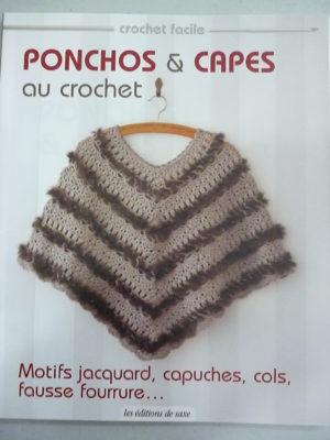 Ponchos & Capes au crochet Éditions de Saxe