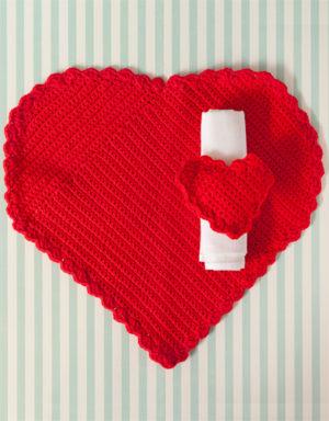 Coeur au crochet en Alabama de Katia