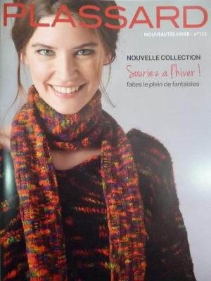 Catalogue Plassard N°123 «Souriez à l'Hiver» 2016/17