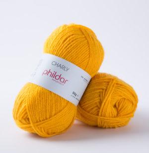 Charly de Phildar coloris Mirabelle