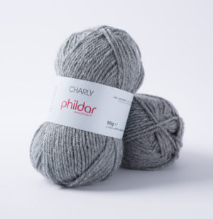 Charly de Phildar coloris Flanelle